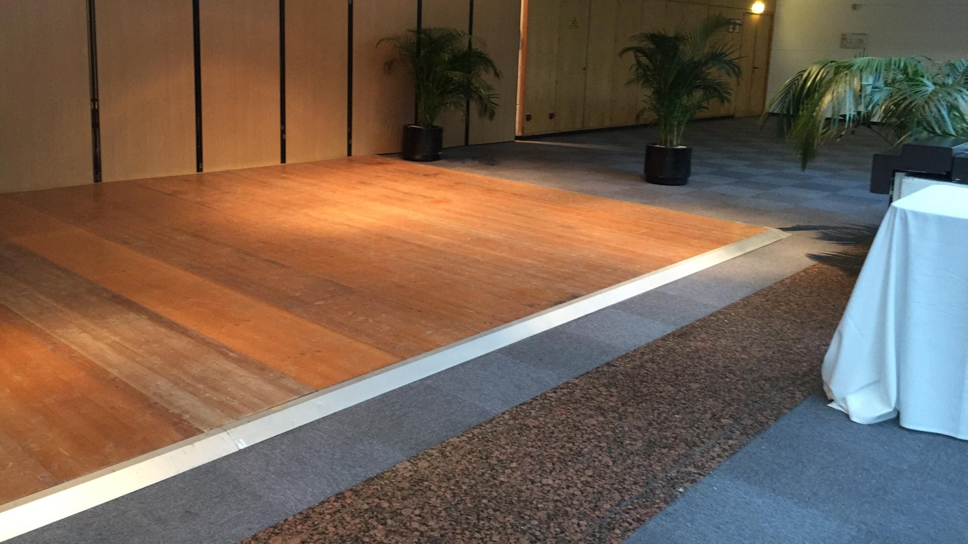 SML - Plancher piste de danse