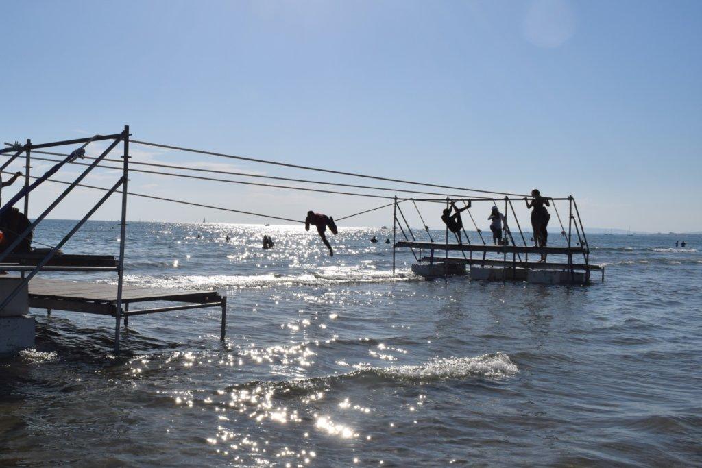 SML - modula et atelier sport dans l'eau