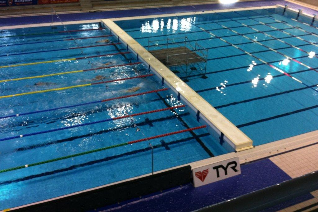 SML - plateforme technique dans l'eau