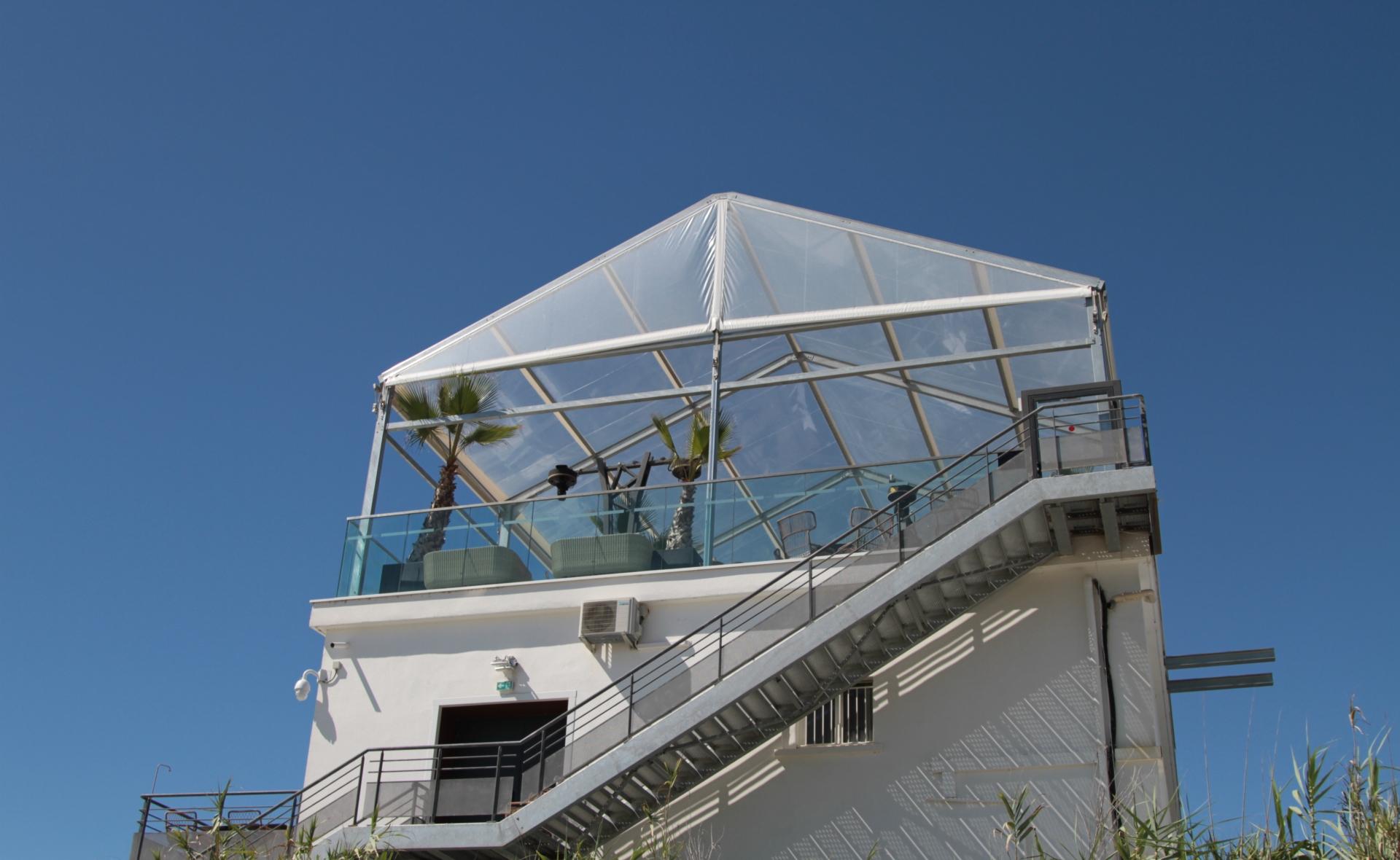 SML - structures sur mesure autres tentes
